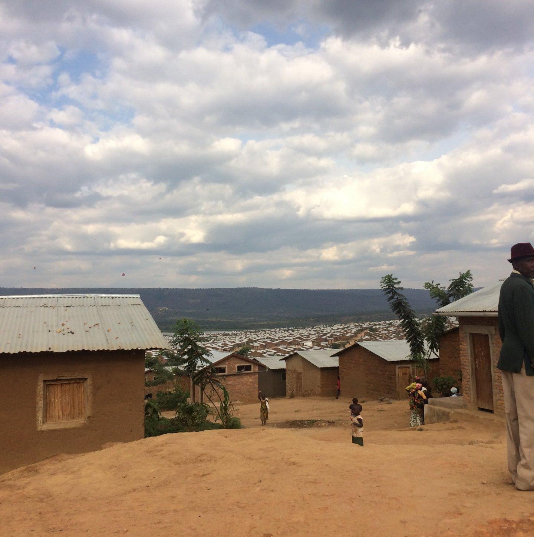 Mahama Camp Visit, July 2018, Rwanda